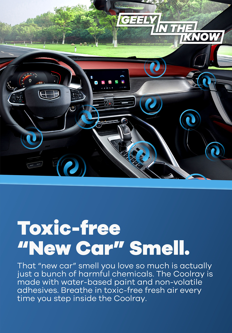 Toxic-free