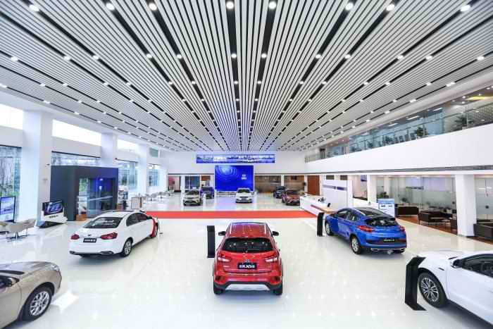 A New Era of Refined Sales and Services, Geely Auto Opens 149 New ...
