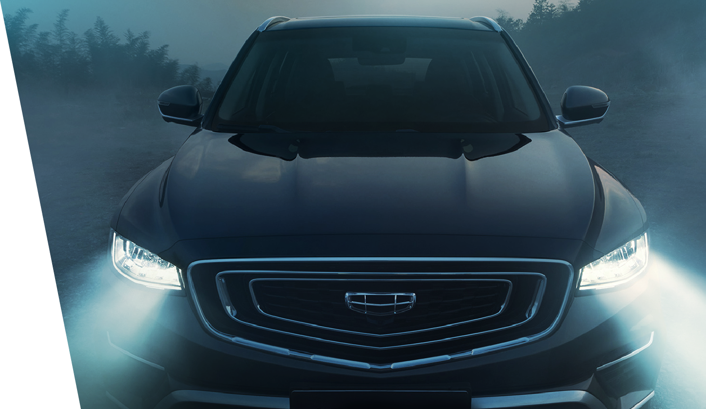 Your Refined Ride is Bold.