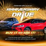 Geely Anniversary Drive